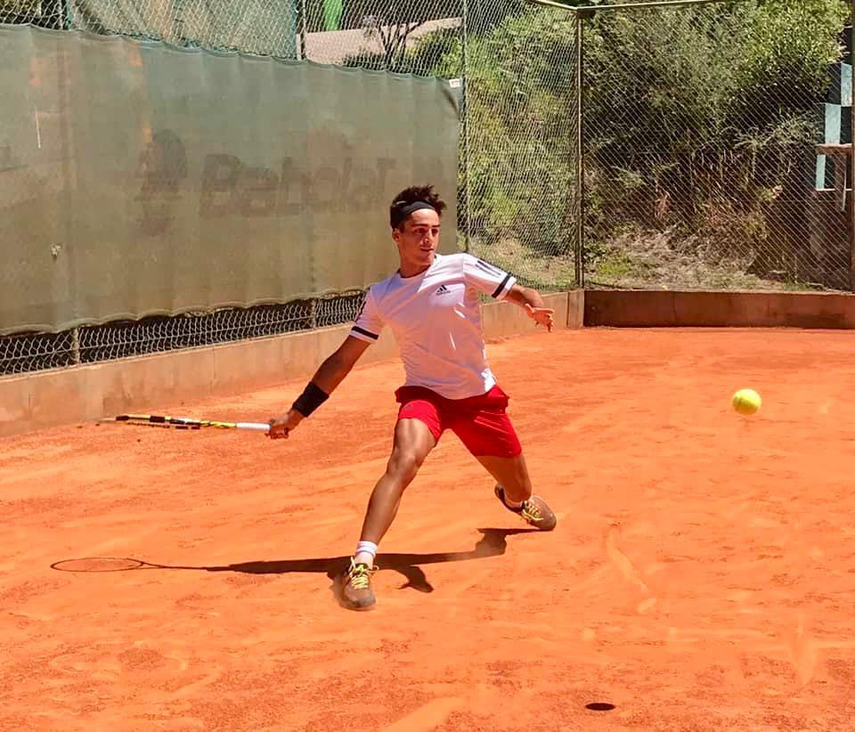 Angel-Guerrero-ITF-Junior-Leiria